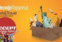 Work & Travel / Work & Travel