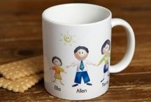 Personalised A Family of Characters / An entire cast of characters to please the whole family