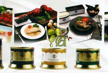 Los productos gourmet y delicatessen de Andalucía / Paté, confitura, carne en aceite...