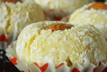 cookies algerian cu faina de migdale