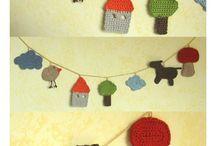 Punto, ganchillo, crochet...