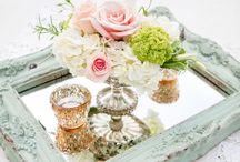 WEDDING PROJECT SHABBY CHIC - VINTAGE