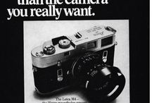 Classic Cameras / Classic and vintage cameras and lenses.