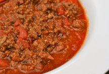 Recipes-Mexi-Chili, Tacos, Quesas / Mostly Tex Mex / by Freda McCarty