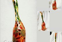 glass paintings