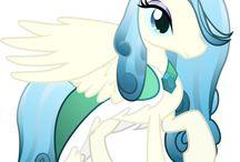 Princesses ponies
