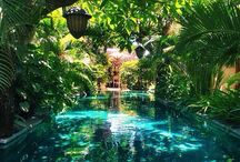 Beautiful Pools / Swimming pools / by CoCo's Closet