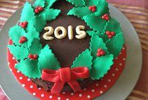 Cake 2015 / Fondant cakes