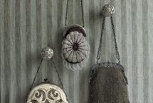 Vintage (pearl) handbags / My new collection obsession. / by Jennifer Eisenberg Knutsen