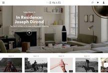 Web Design / Web Design Ideas and Inspiration