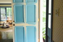 outside doors and paint colors