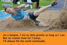 Long Jump Legend