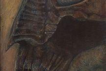 Beksinski Paintings
