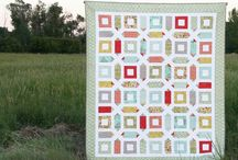Quilts & Fabric I Love