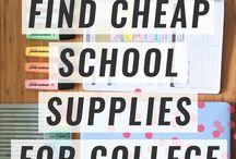 Skool supplies
