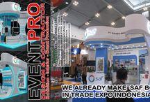 JASA PEMBUATAN STAND PAMERAN / Eventpro sebagai kontraktor pameran jakarta penyedia jasa pembuatan booth. HOTLINE 081212103386.