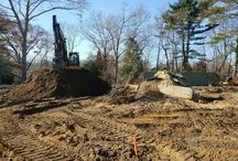 Construction of the New Chapel at St. Margaret's Convent