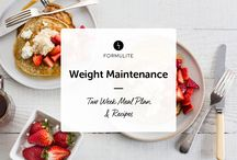Recipes / Weightloss, weight maintenance and pre-bariatric surgery e-books, full of helpful meal plans and delicious recipes.