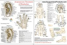 """All About: Accupunture/ Reflexology Treatments / by Adelle """"Isay"""" Q-Lauifi"""