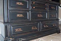 re purposed furniture