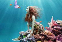 fantazie / víly,skřítci, mořské panny, a jiné