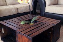 Ideas for living room / Ideas for home interiors