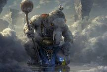 Characters / Gods & Goddesses