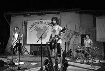 Really good time! #BattitodellaTerra2016 #MayDay #rock #rocknroll #punk #punkrock #guitar #guitarist #bass #bassist #drums #drummer #music #fun #rockshow #girls