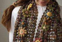 Crochet / tricot / by L'atelier de Coxi