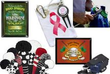 Golf Tournaments / Ideas on how to run a golf tournament and ideas for golf tournament prizes, gifts, tee prizes and welcome gifts.