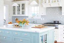 39 Küche-Insel-Ideen mit Ablage