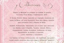 Evento Bodas 2015 / Viveros La Mezquita se complace en invitarle al próximo IV Encuentro Floral Bodas y Celebraciones 2015