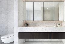 bathroom cabinet solution