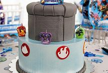 Skylanders Party Ideas! / Unleash an awesome party! Browse through our Skylanders party ideas, featuring your son's favorite characters!  / by Party City