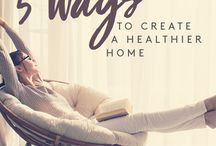 My Healthy Home / Creating a tox-free living environment