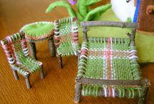 мебелюшка для домиков