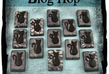 Superstition Blog Hop / Jewelry designs from participants in the Superstition Blog Hop and design challenge. Reveal date is Friday, November 13, 2015.