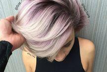 Violet Hair Colors