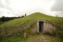 Earth house