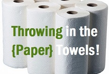 Throwing in the (paper) Towel