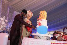 Nigerian Trad Wedding Cakes