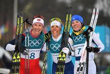 Skiing Pyeongchang Winter Olympics 2018