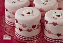 tortas día de los enamorados