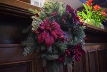 Clubhouse Christmas Decorations 2017 / It's beginning to look a lot like Christmas at LGC! A special thank you to Floral Explosion for all of their hard work.