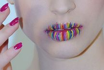 Colored Lips !