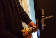 Daily London Locksmith Work / This is the ITCC board for the work that we do daily serving the whole of London with all of their lock repair and installation needs.