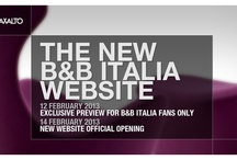 NEW B&B ITALIA WEBSITE / B&B ITALIA ANNOUNCES THE OPENING OF ITS NEW WEBSITE. 12.02.2013: EXCLUSIVE PREVIEW FOR B&B ITALIA FANS ONLY  14.02.2013: NEW WEBSITE OFFICIAL OPENING  SAVE THE DATE…AND STAY TUNED!