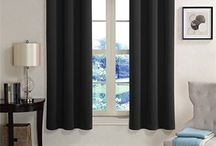 Curtain for living room / ToddMade blackout curtain is designed in the same spirit of simple, functional and elegance that distinguishs other curtains in current market. Pure color all-match, Functional and decorative combination of the perfect. Blending minimalist style, increase the quality and style of home. You will instantly fall in love with ToddMade blackout curtain & drape.
