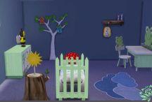 S4: Téléchargements Sims Artists / Contenu personnalisé pour le jeu des Sims 4 réalisé par l'équipe de Sims Artists  / Sims 4 Custom Content created by members of Sims Artists team