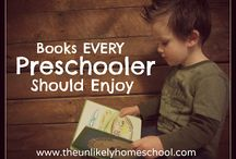 Homeschooling: Preschool / Ideas to use during our Preschool years